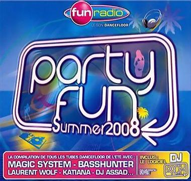 VA-Party Fun Summer (2008)