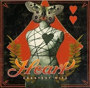 Heart - These Dreams - Greatest Hits  (1987)