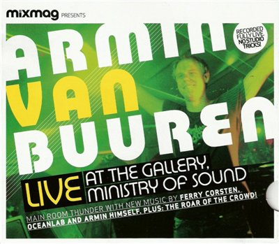 VA-Armin van Buuren - Live At The Gallery (2008)