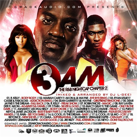 crackAUDIO PRESENTS 3AM THE R&B NIGHTCAP CHAPTER 2 (2008)