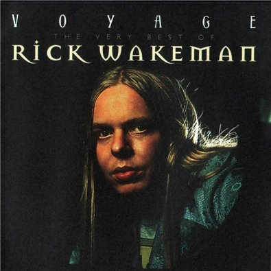RICK WAKEMAN - Voyage - The very best (cd2) , 1996