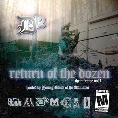 D12 - Return Of The Dozen Vol. 1 (Mixtape) (2008)