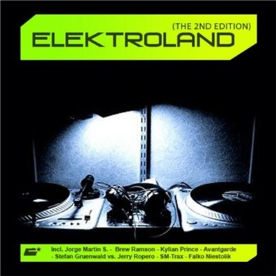 VA-Elektroland (The 2nd Edition) (2008)