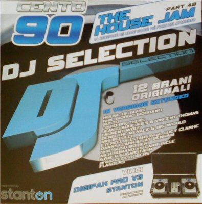 VA-DJ Selection Vol 190 (the House Jam Part 49) (2008)