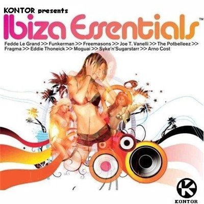 VA-Kontor presents: Ibiza Essentials (2008)