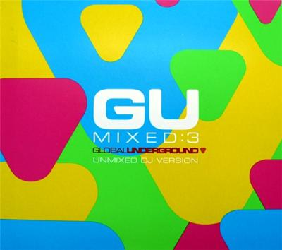 VA-Global Underground: Mixed 3 - unmixed dj version (2008)