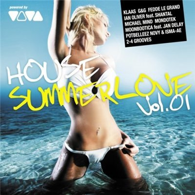 VA-House Summerlove Vol. 1 (2008)