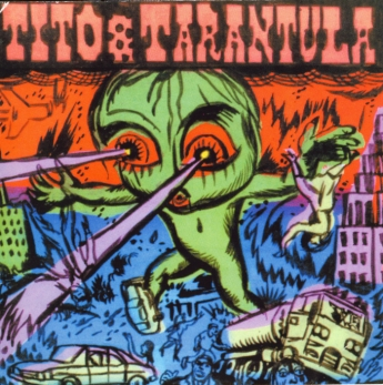 Tito & Tarantula - Hungry Sally & Other Killer Lullabies (1999)