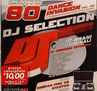 VA-DJ Selection Vol 180 (Dance Invasion Vol 48) (2008)