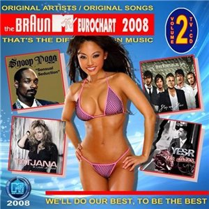 VA-The Braun MTV Eurochart Vol.2 (2008)