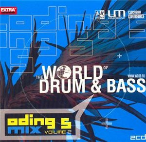 The World Of Drum And Bass 2008 (mixed by Oding.S)