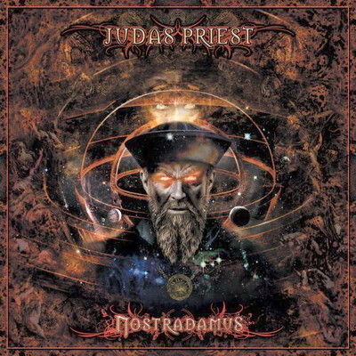 Judas Priest - Nostradamus (Deluxe Edition) 2CD (2008)