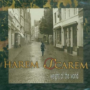 Harem Scarem - Weight Of The World  (2002)