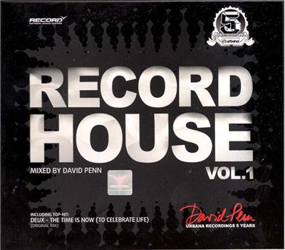 VA-RECORD HOUSE Vol. 1 (2008)