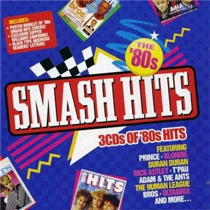 VA-Smash Hits The 80's (3CD)