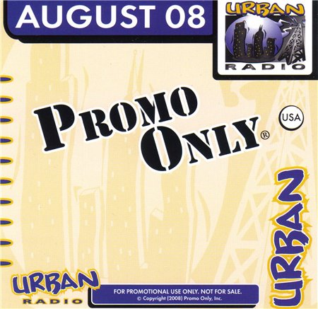 Promo Only Urban Radio August (2008)