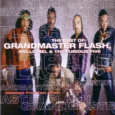 Grandmaster Flash - Message 2011