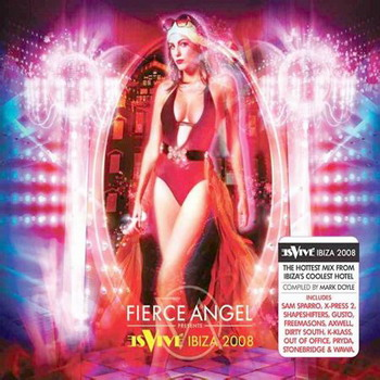VA - Fierce Angel Presents: Es Vive Ibiza 2008 [3CD] 2008