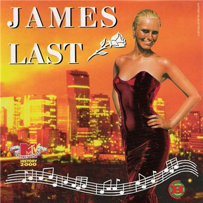 JAMES LAST - MTV History 2000 (2001),2cd,(cd2)