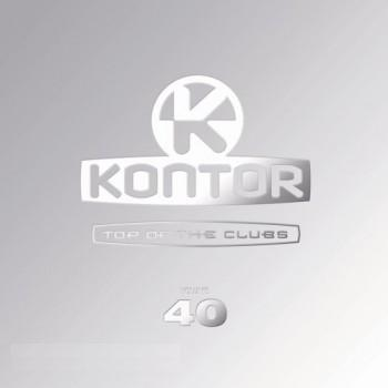 Kontor: Top of the Clubs Vol.40 (2008)