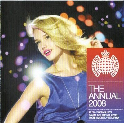 Ministry Of Sound The Annual 2008 Portuguese Edition