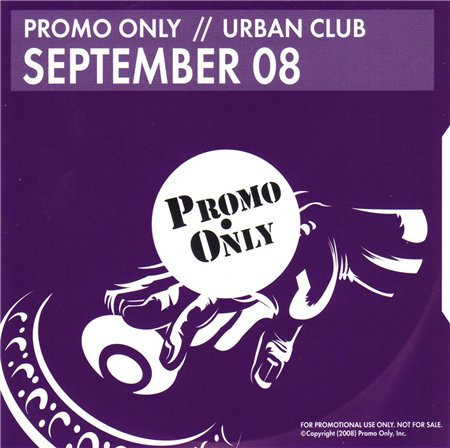 Promo Only Urban Club September (2008)