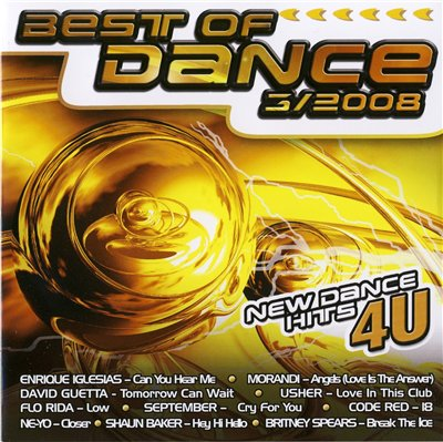 Best Of Dance vol 3 (2008)