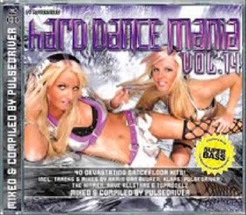 Hard Dance Mania Vol. 14 (Mixed By Pulsedriver) (2008)