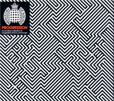 MINISTRY OF SOUND - PROGRESSION (2008)