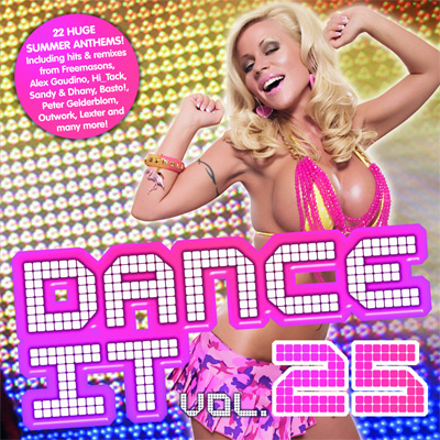 Dance It Vol. 25 (2008)