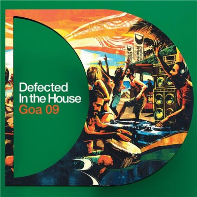 Defected In The House - Goa 09 (2008)