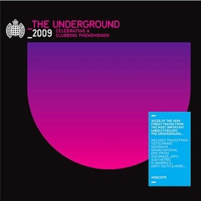 Ministry Of Sound The Underground 2009