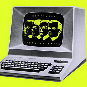 Kraftwerk - Computer World (1981)