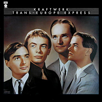 Kraftwerk - Trans-Europe Express (1977)