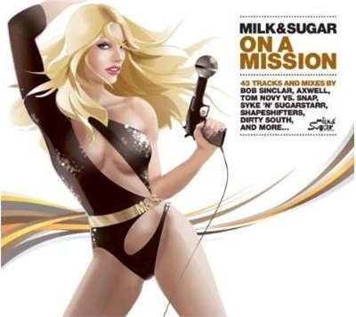 Milk & Sugar - On A Mission 2008