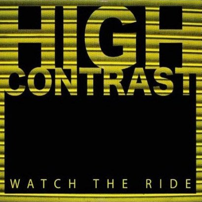 VA - Watch the Ride (Mixed by High Contrast) (2008)