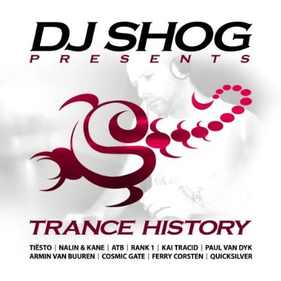 DJ SHOG presents Trance History 3CD (2008)