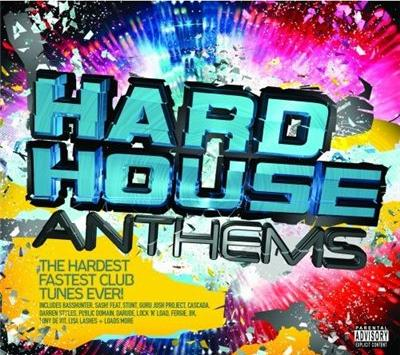 Hard House Anthems (2008)