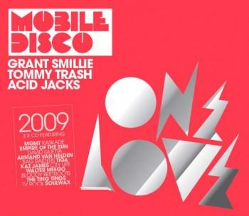 One Love Mobile Disco 2009 3CD (2008)