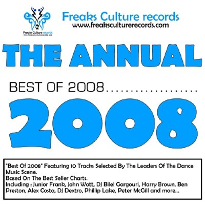 The Freaks Best Of 2008