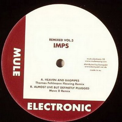 IMPS - Remixed Volume 3 (2009)