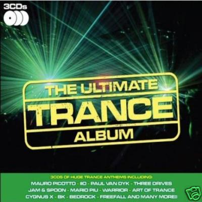 The Ultimate Trance Album (2009)