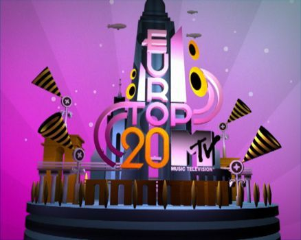 MTV USA and Euro - Top 20 March (2009)