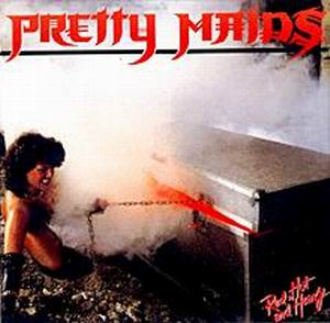 Pretty Maids - Red, Hot And Heavy (1984)
