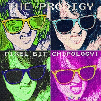 The Prodigy - Pixel Bit Chipology! (2008)