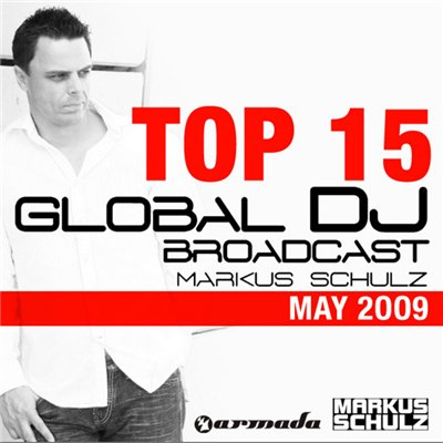 VA-Global DJ Broadcast Top 15 May 2009