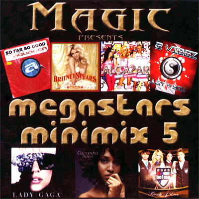 Magic Megastars Minimix 5 (2009)