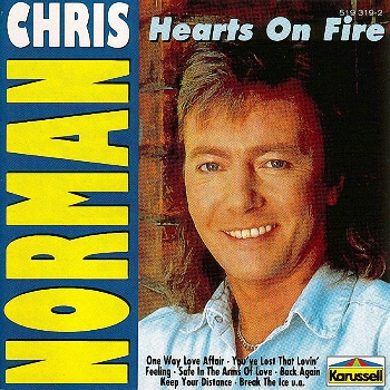 Chris Norman - Hearts On Fire (1989)