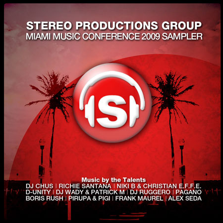 VA-Stereo Productions Miami Music Conference 2009 Sampler