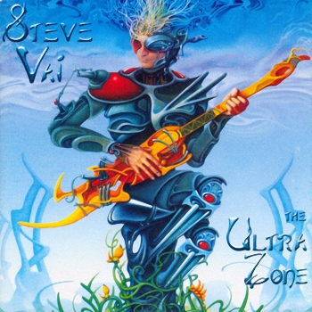 Steve Vai - The Ultra Zone (1999)